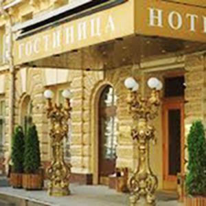 Гостиницы Наурской