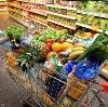 Магазины продуктов в Наурской