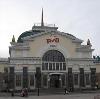 Железнодорожные вокзалы в Наурской