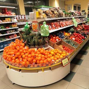 Супермаркеты Наурской