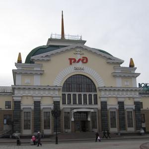 Железнодорожные вокзалы Наурской